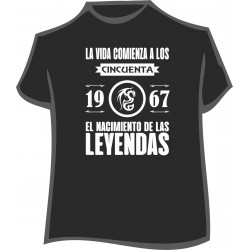 EL NACIMIENTO DE LA LEYENDA