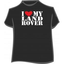 I MY LAND ROVER