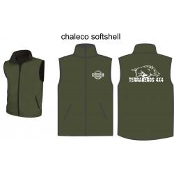 CHALECO SOFTSHELL MOD 1