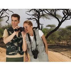 Chaleco Safari